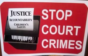 Stop Court Crimes - KR's Money For Lunch Blog Post