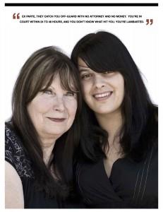Susan & Sarah Photo