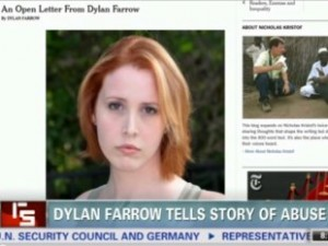 Dylan Farrow - Alternet Article