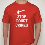 Sample SCC Mens T-shirt